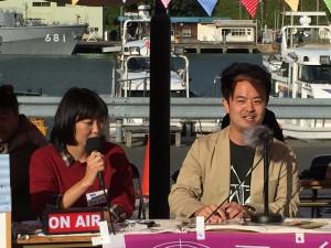 【スタジオ紹介】公開放送-赤れんがパーク芝生広場