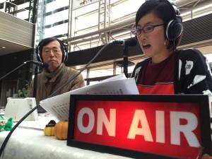 【スタジオ紹介】舞鶴市西市民プラザ1F公開放送ブース