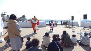 京都防災歌劇団@舞鶴五老ヶ岳GORO SKY CAFE nanakoオープニングイベント