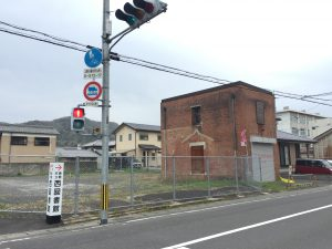 舞鶴町立図書館・旧西商工会館跡地