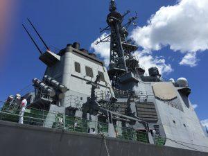 イージス護衛艦「みょうこう」(DDG175)