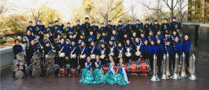 京都明徳高校マーチングバンド部