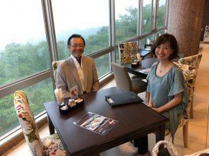 2019年7月 GORO SKY CAFE nanakoでの収録