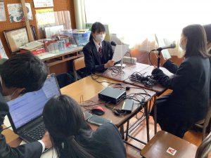 東舞鶴高校メディア部2021A